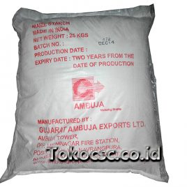 Tepung Maizena/ Tepung Jagung/ Corn Starch AMBUJA eks India